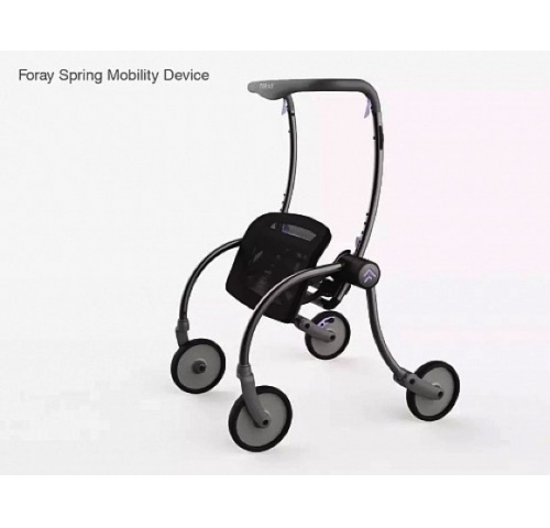 Foray Spring Mobility Device 可折叠、轻便的轮椅